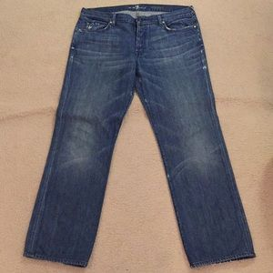 **SAVE** 7 For All Mankind Jeans